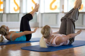 Pilates pelvic floor dysfunction