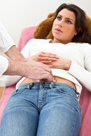 pelvic floor examination