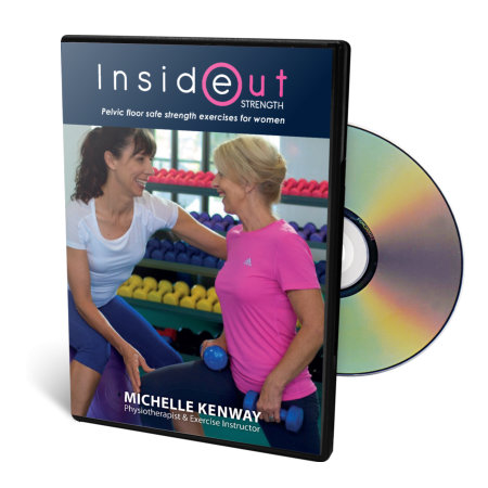 Inside Out Exercise DVD
