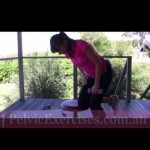 Osteoporosis Exercises Spine Strength Physiotherapist Video