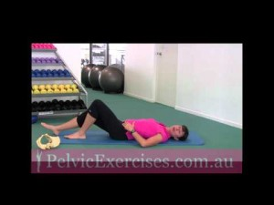 Safe core exercises video