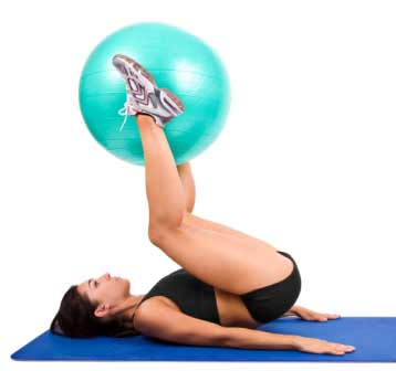 Unsafe core abdominal exercise
