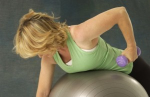 Osteoporosis resistance exercises