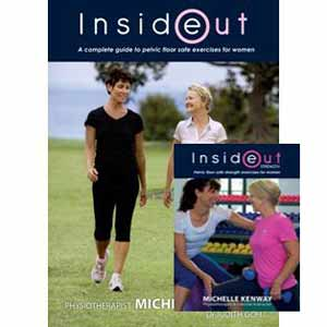 Inside Out book and DVD