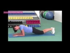 Modify Abdominal Exercises