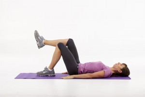 Safe core abdominal exercises
