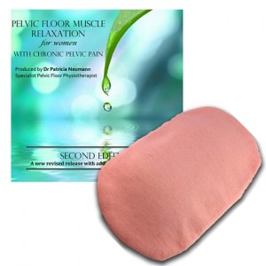 Pelvic Floor Relaxation Combo Pack Soft Pink