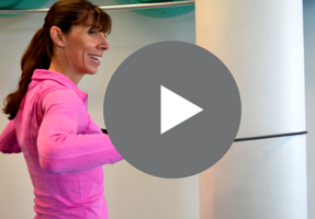 2 Upper Back Exercises For Strengthening With Resistance Bands
