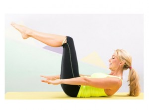 Hundred Pilates Exercise