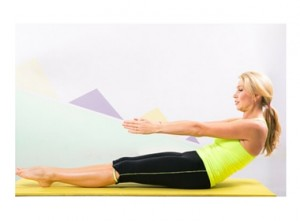 Roll-Up Pilates Exercise