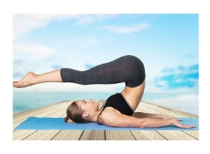 Rollover Pilates Exercise