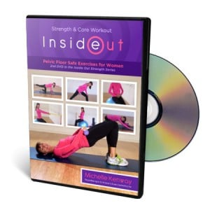 Strength & Core Pelvic Floor Safe Workout DVD