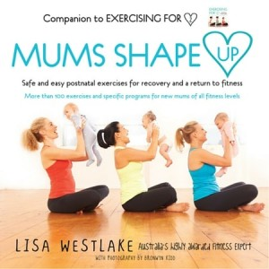 Mums Shape Up Book