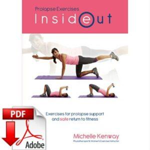 Prolapse Exercises eBook