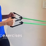 4 Upper Back Strengthening Exercises for Home Using Resistance Tubes