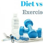 How To Lose Weight – Diet Versus Exercise