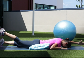 Core exercises for osteoporosis