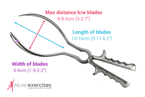 Forceps Dimensions