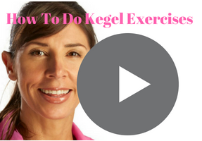 How to do Kegel Exercises Video that Strengthen your Pelvic Floor