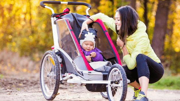Safe postpartum exercises