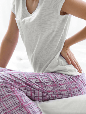 Low back pain after hysterectomy