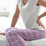 Lower back pain after hysterectomy