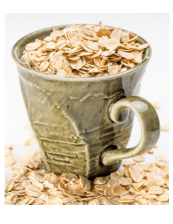 Oats for constipation