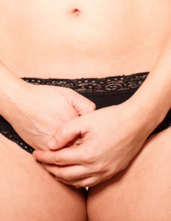 Cystocele symptoms