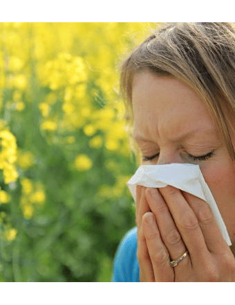 Chronic coughing