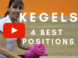 Best position to do Kegels