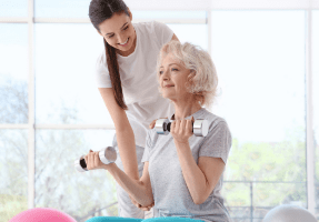 Recovery exercises after prolapse surgery