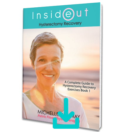 Hysterectomy Recovery Exercises e-book