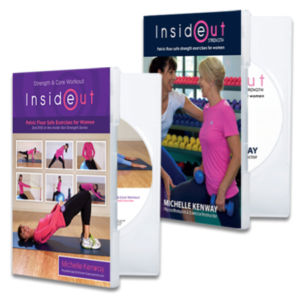 Inside Out DVD Physiotherapy Saver Pack