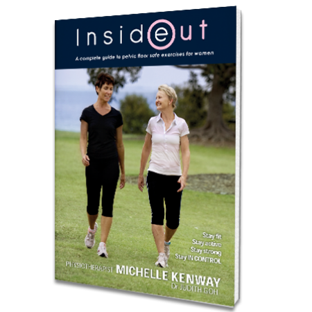 Inside Out Strength by Michelle Kenway Physiotherapist