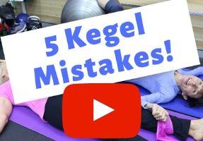 Kegel Mistakes
