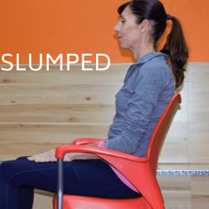 Slumped Posture