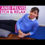 pelvic floor relaxation stretches