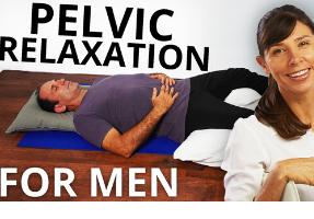 Pelvic Floor Relaxation for Men