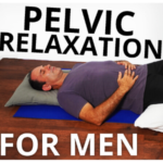 Pelvic floor relaxation for men