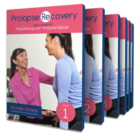 Prolapse Recovery Video Series