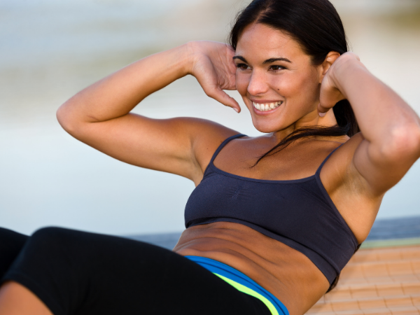 Intense core exercise to avoid