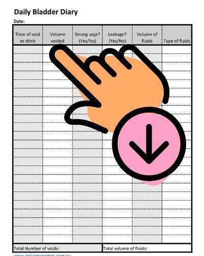 Download Bladder Diary PDF